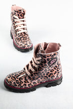 Load image into Gallery viewer, 489771 Pablosky Pink Animal Print Boots for sale online ireland
