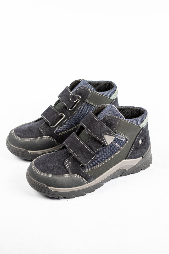 4720500 Ricosta Velcro Navy Blue Boots for sale online ireland