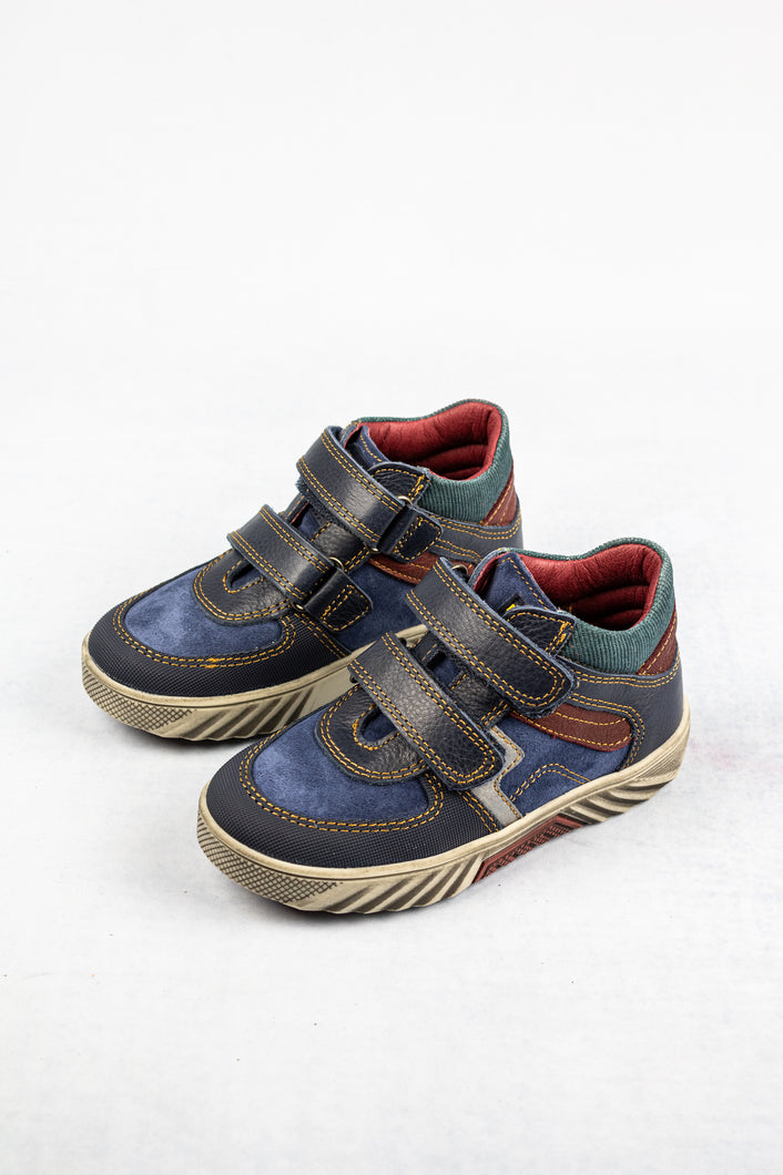 599123 Pablosky Multicoloured Velcro Boys Shoes for sale online ireland