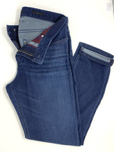 Load image into Gallery viewer, BLUE SLIM FIT DAN JEANS