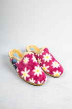Load image into Gallery viewer, Lunar KLA033 | Floral Slippers with Inclined Heel