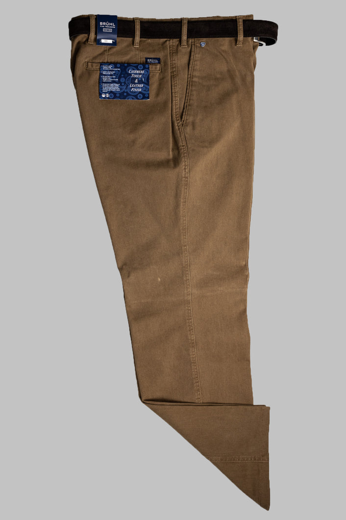Bruhl 182310 | Regular Fit Cotton Trousers