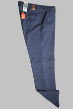 Load image into Gallery viewer, Club Of Comfort 7223 | Micro Check Structured Cotton Trousers
