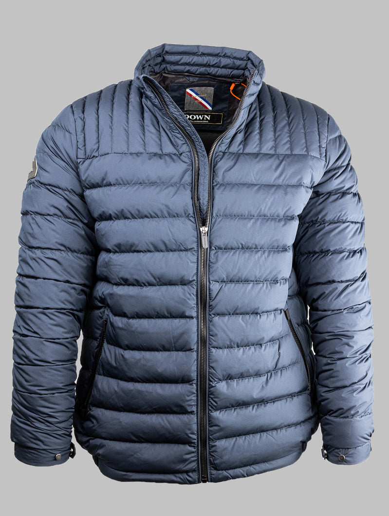 Superdry Navy Down Jacket M5010191B for sale online ireland