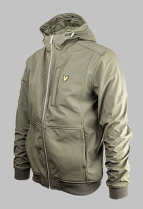 Lyle & Scott JK1214V Men's Green Jacket for sale online ireland