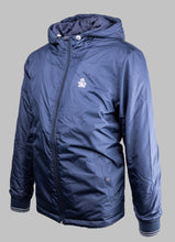 Load image into Gallery viewer, Penguin OPRF0063 Hooded Ratner Navy Hooded Jacket for sale online ireland
