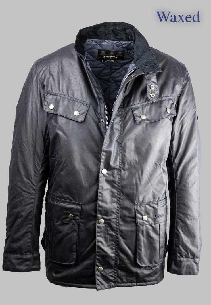 Barbour International MWX0337 | Duke Waxed Jacket