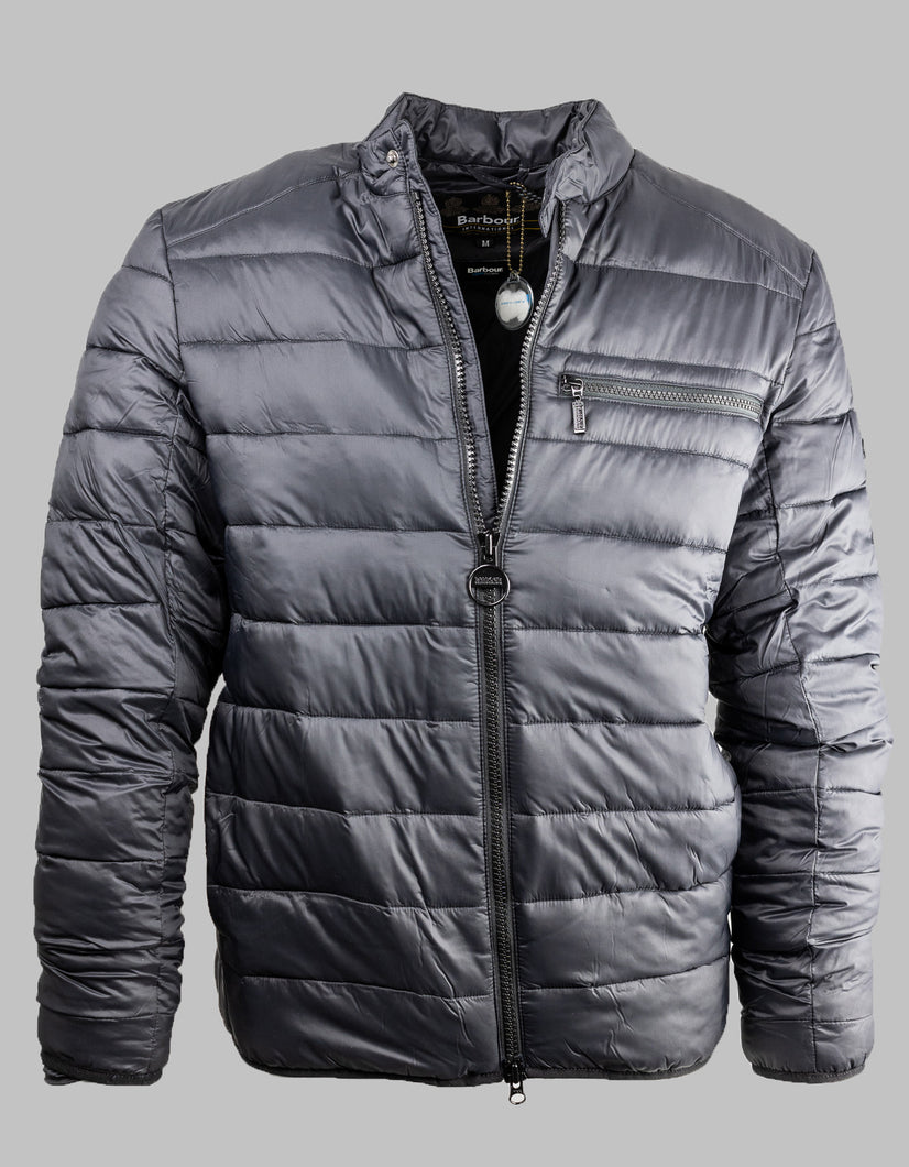 Barbour International Baffle Quilted Jacket MQU1215 for sale online ireland