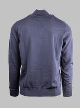 Load image into Gallery viewer, Farah F4GF9082 | Merino Wool Fine Knit Half Zip