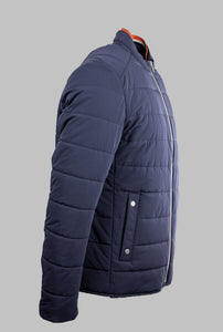 Remus Uomo 80346 | Casual Quilted Slim Jacket