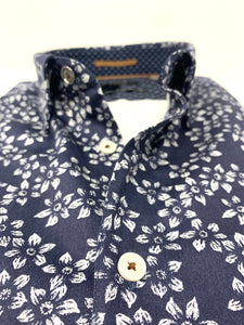 YEPYEP FLORAL SHORT SLEEVED SHIRT