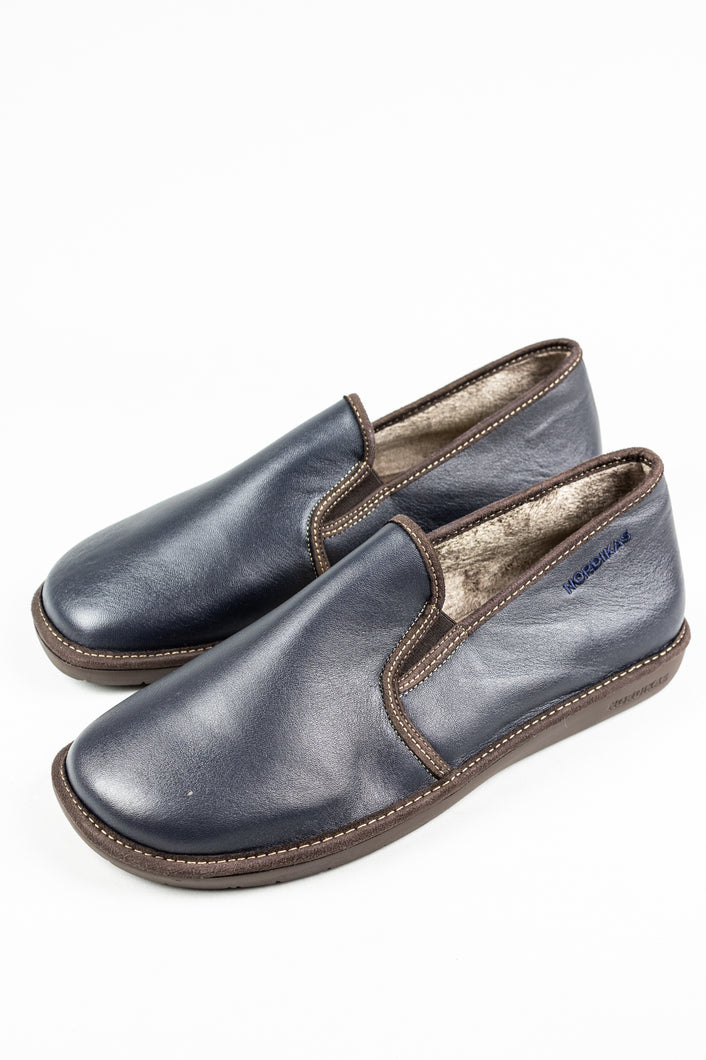 Nordikas 663 | Men's Leather Slippers