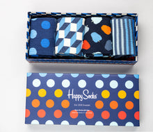 Load image into Gallery viewer, Happy Socks | 4 Pack Gift Box