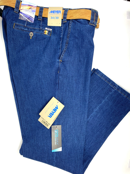 4122-17 Oslo Meyer Men's Denim Trousers for sale online ireland