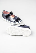 Load image into Gallery viewer, Ricosta Navy Girls Velcro Shoe 73 2622600 183 for sale online Ireland Corinne