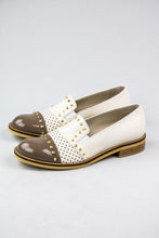 Load image into Gallery viewer, Marco Moreo Slip On Shoes N600 VTNC Cream for sale online Ireland