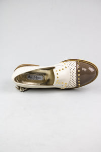 Marco Moreo Slip On Shoes N600 VTNC Cream for sale online Ireland