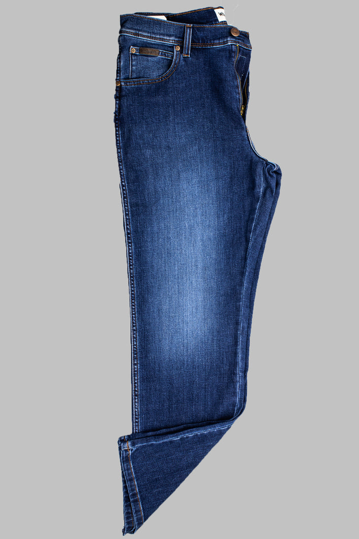Wrangler Texas Straight Fit Blue Jeans W121E284W for sale online Ireland