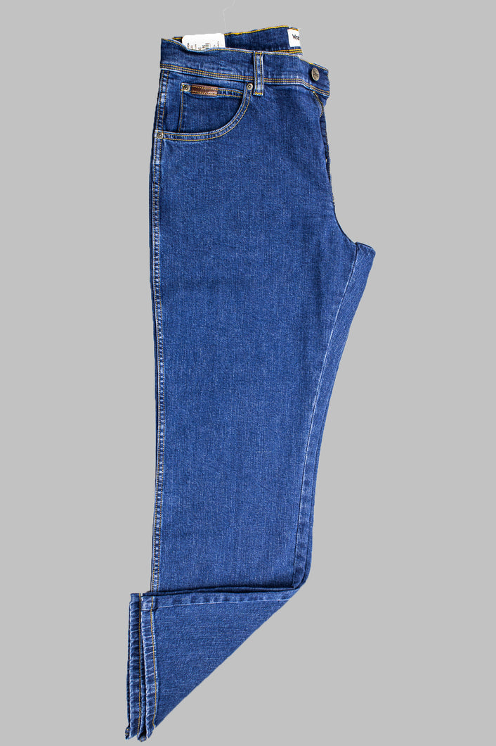 Wrangler Texas Straight Fit Blue Jeans W121HR36B for sale online Ireland