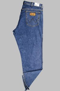 Wrangler Texas Straight Fit Stonewash Jeans W12133010 for sale online Ireland big sizes