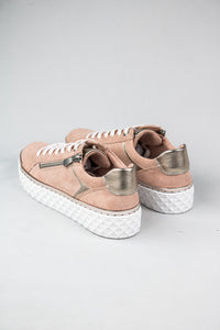 Marco Tozzi Pink Ladies Trainers 2-23706-26