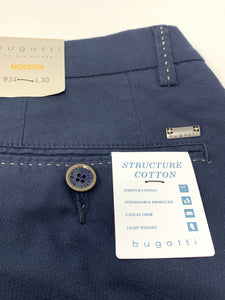 4810 56235 390 Bugatti Mens Modern Fit Chinos for sale online ireland navy