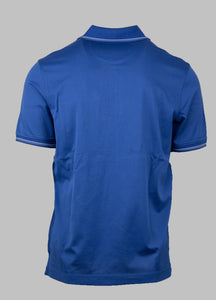 Bugatti Blue Polo Shirt with Pocket 8151 75100 360 for sale online Ireland