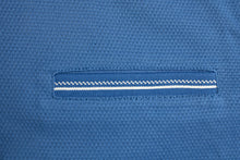 Load image into Gallery viewer, Bugatti Blue Polo Shirt with Pocket 8151 75100 360 for sale online Ireland