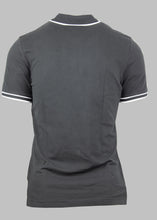 Load image into Gallery viewer, Calvin Klein Tipped Polo Shirt in Black J30J315603 BAE for sale online Ireland