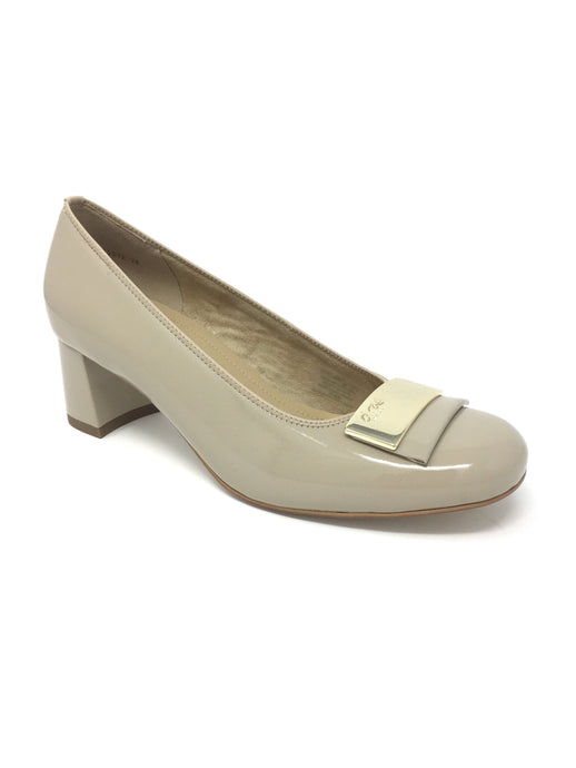 12.35512 Ara Cuban Block Heel Office Court Shoes for sale online ireland nude