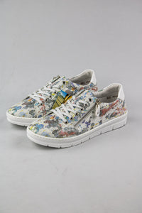 Remonte Multicoloured Leather Trainers D5800-90 for sale online Ireland