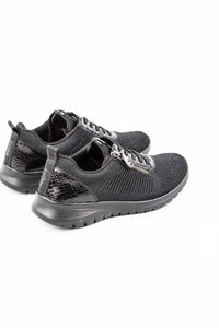 Remonte Unlined Black Trainers R5702-01 for sale online Ireland