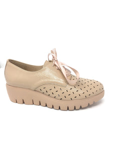 C-33210_2024 Wonders Closed Toe Platform Leather Shoe for sale online  ireland