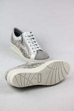 Load image into Gallery viewer, IMac Low Wedge Trainers in Grey 706320 for sale online Ireland