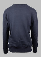 Load image into Gallery viewer, Superdry Navy Soft Cotton Applique Crew Sweatshirt M2011098A JKE for sale online Ireland