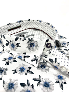 WEWILL FLORAL PRINT SHIRT