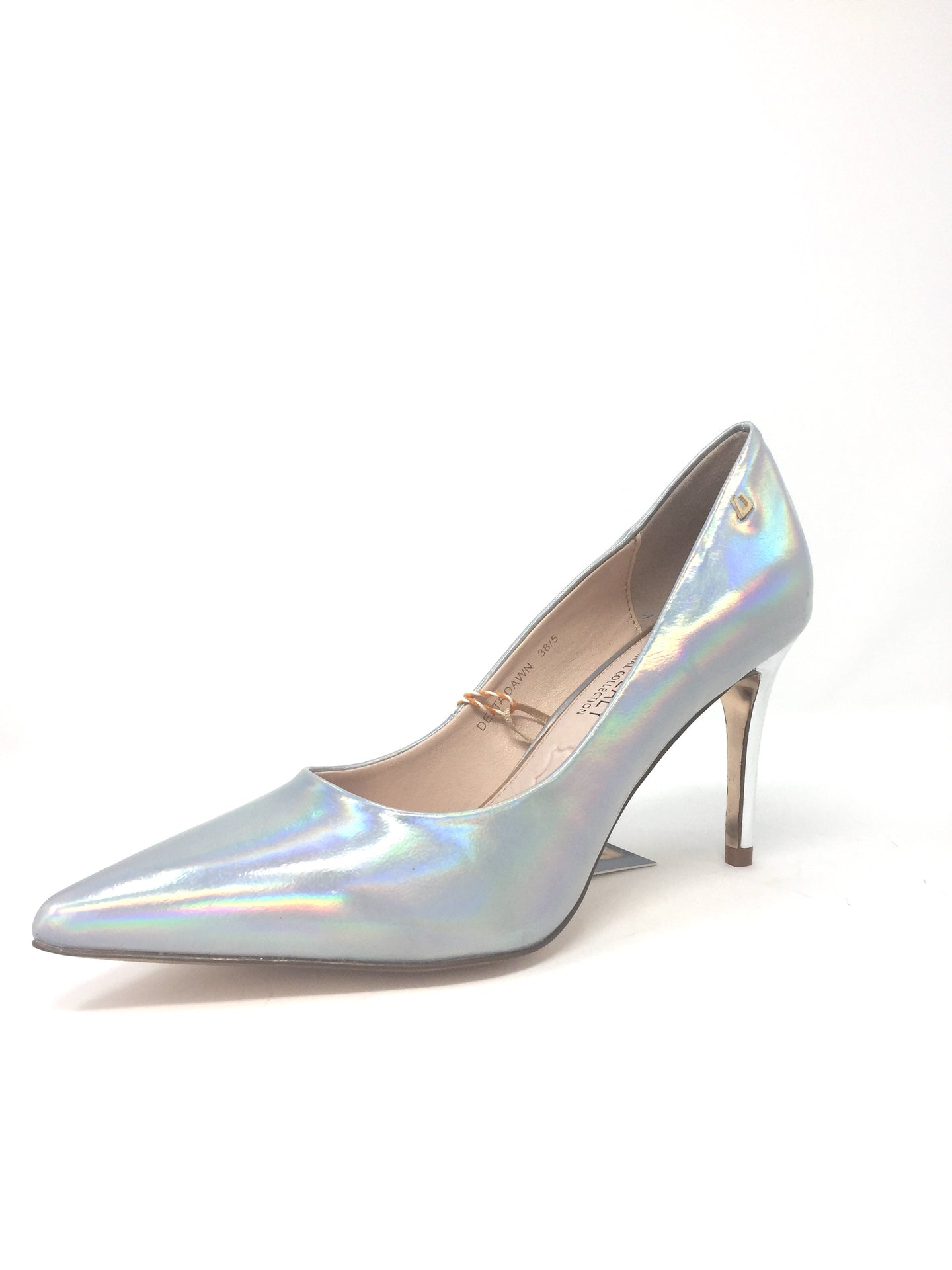 Delta Dawn | Obalescent & Aurora Pink | Una Healy Court Shoe for sale online ireland