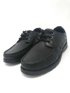 Dubarry | Tase Black School Shoe