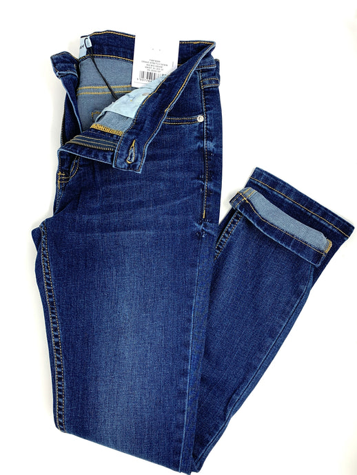 F4BF80A8 902 Farah Slim Fit Drake Men's Blue Jeans for sale online ireland