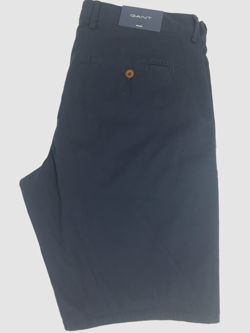 20011 Gant Men's Chino Shorts navy for sale online ireland