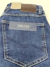 Load image into Gallery viewer, INDIGO MODERN FIT JEANS