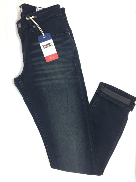 Tommy Hilfiger Scanton Slim Stretch Designer Men's Jeans For Sale Online in Ireland DM0DM04422 911
