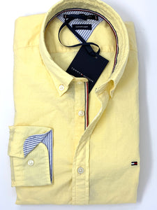 Tommy Hilfiger Mens Long Sleeve Slim fit Shirts For Sale Online Ireland MW0MW12763