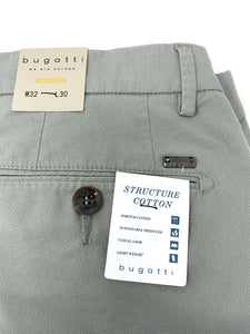 MODERN FIT STRUCTURED COTTON CHINOS