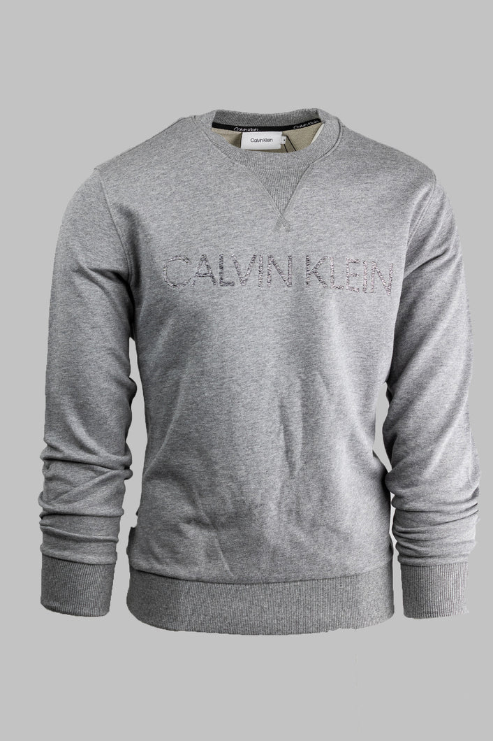 Calvin Klein K10K105719 Grey Sweatshirt for sale online ireland