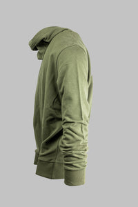 Calvin Klein K10K106404 Green Hoody for sale online ireland