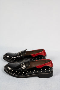 L101 Marco Moreo Ladies Leather Moccasin for sale online ireland