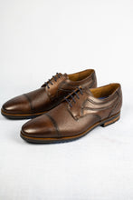 Load image into Gallery viewer, Lloyd Lima Cigar Brown Casual Shoe for sale online ireland