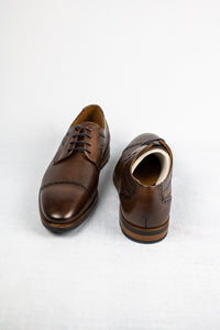 Lloyd Lima Cigar Brown Casual Shoe for sale online ireland