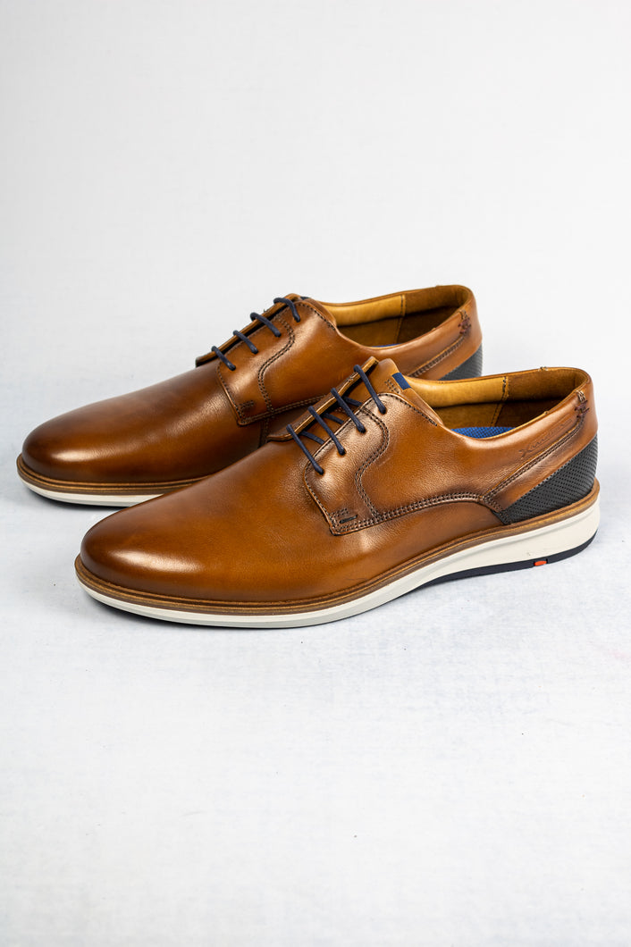 Lloyd Milano Whiskey Leather Casual Shoe for sale online ireland